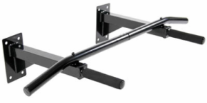 wall mounted pull up bar chin up bar